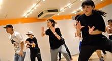 3.バックダンサーを目指す専門学校でK-POPなどストリートダンスの基礎を学ぶ