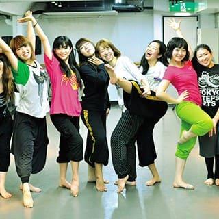 ダンス・芸能専門学校 東京ステップスアーツの年間スケジュール1月の写真3
