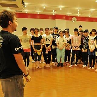 ダンス・芸能専門学校 東京ステップスアーツの年間スケジュール4月の写真3