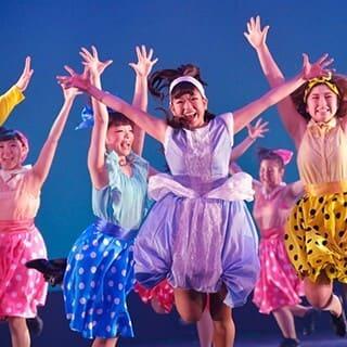 ダンス・芸能専門学校 東京ステップスアーツの年間スケジュール8月の写真1