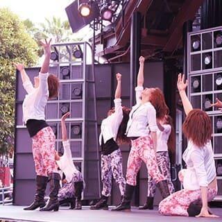 ダンス・芸能専門学校 東京ステップスアーツの年間スケジュール8月の写真3