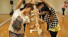 5.ダンスの専門学校で体の使い方をマスターする