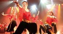 6.ダンスの専門学校でパフォーマンスする力を養う