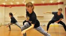 1.ダンスの専門学校で教える力を養う