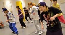 1.ストリートダンスの基礎を学ぶ