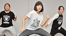 3.専門学校でストリートダンスの基礎を学ぶ