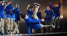 6.ダンス専門学校でパフォーマンスする力を養う