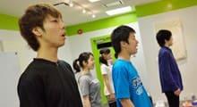 3.ダンス専門学校で音程・リズム感を学ぶ