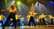 6.ダンス専門学校でダンス&ヴォーカルのステージング力を養う
