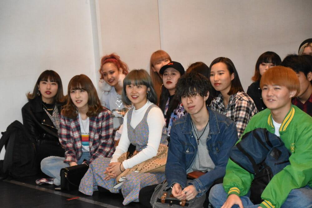 新入生歓迎会9,ダンス・芸能専門学校 TOKYO STEPS ARTS