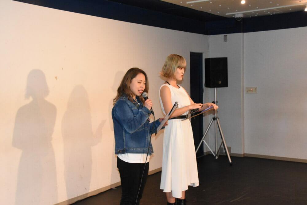 新入生歓迎会1,ダンス・芸能専門学校 TOKYO STEPS ARTS