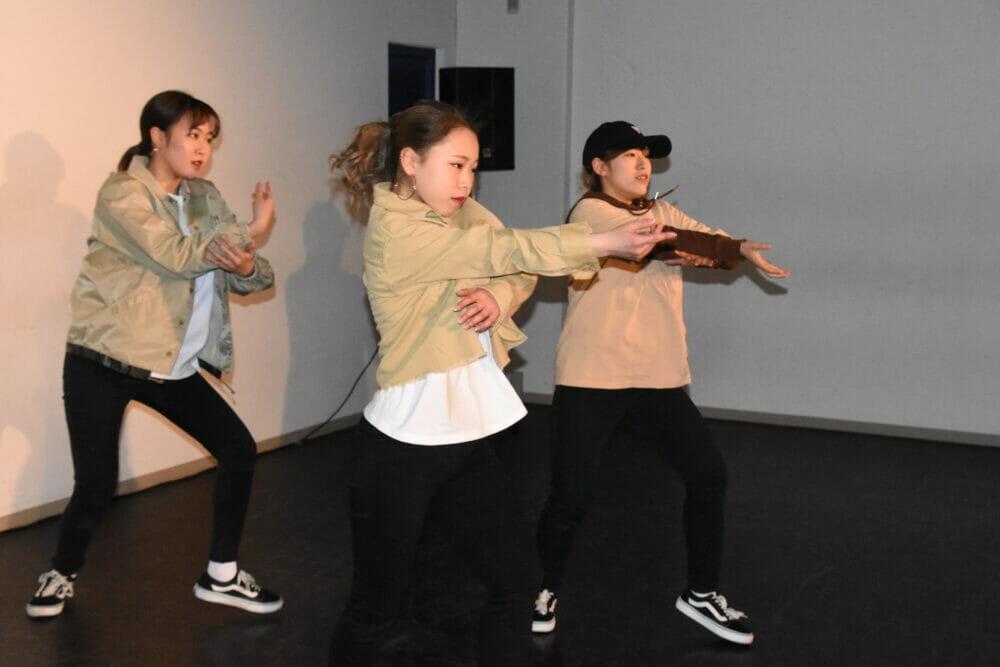 新入生歓迎会2,ダンス・芸能専門学校 TOKYO STEPS ARTS