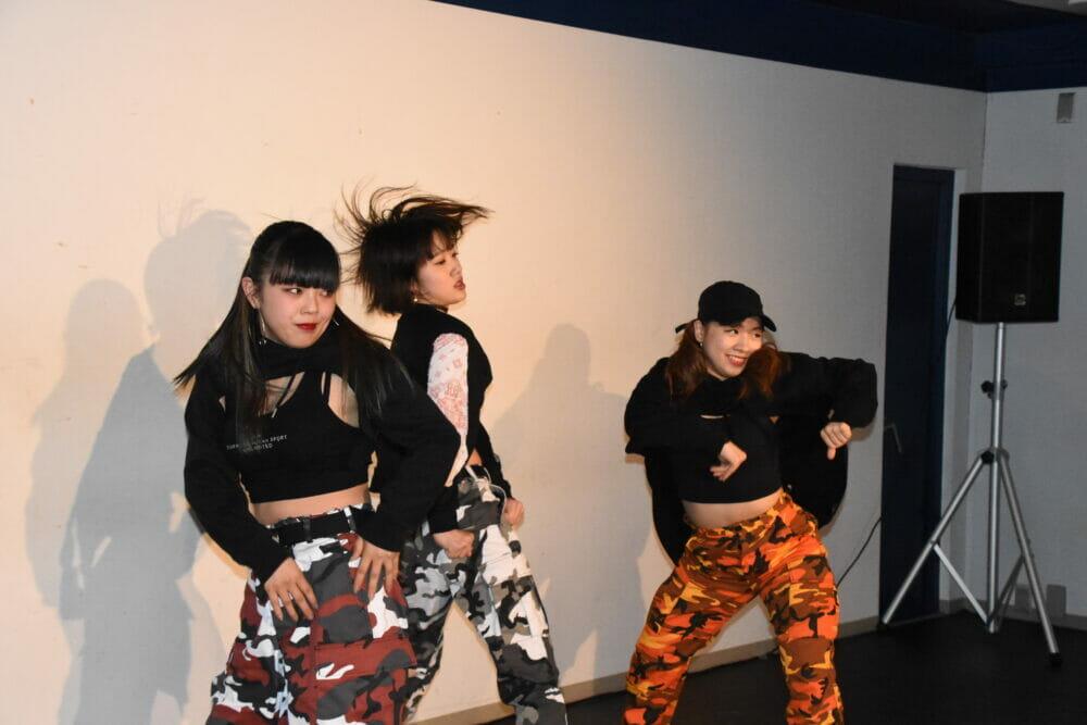 新入生歓迎会4,ダンス・芸能専門学校 TOKYO STEPS ARTS