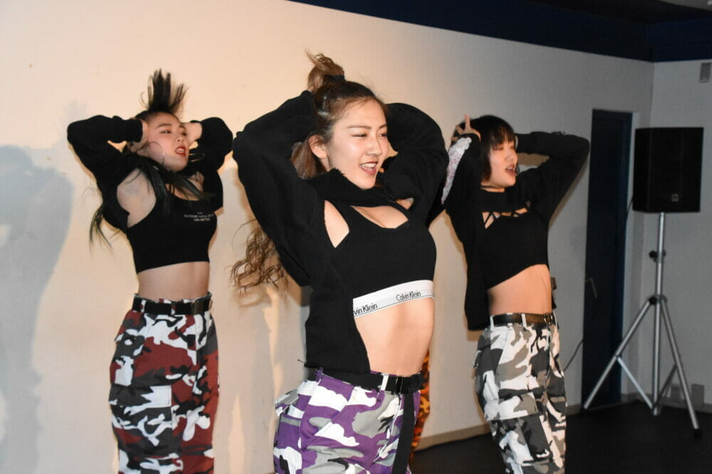 新入生歓迎会3,ダンス・芸能専門学校 TOKYO STEPS ARTS