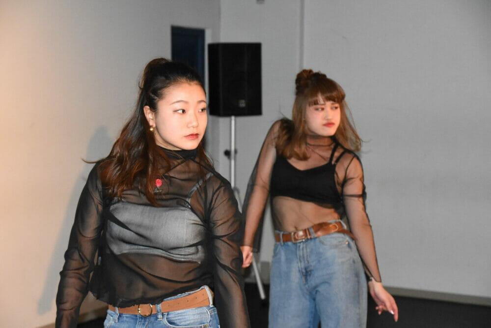 新入生歓迎会6,ダンス・芸能専門学校 TOKYO STEPS ARTS