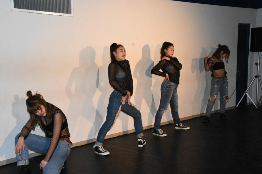 新入生歓迎会5,ダンス・芸能専門学校 TOKYO STEPS ARTS