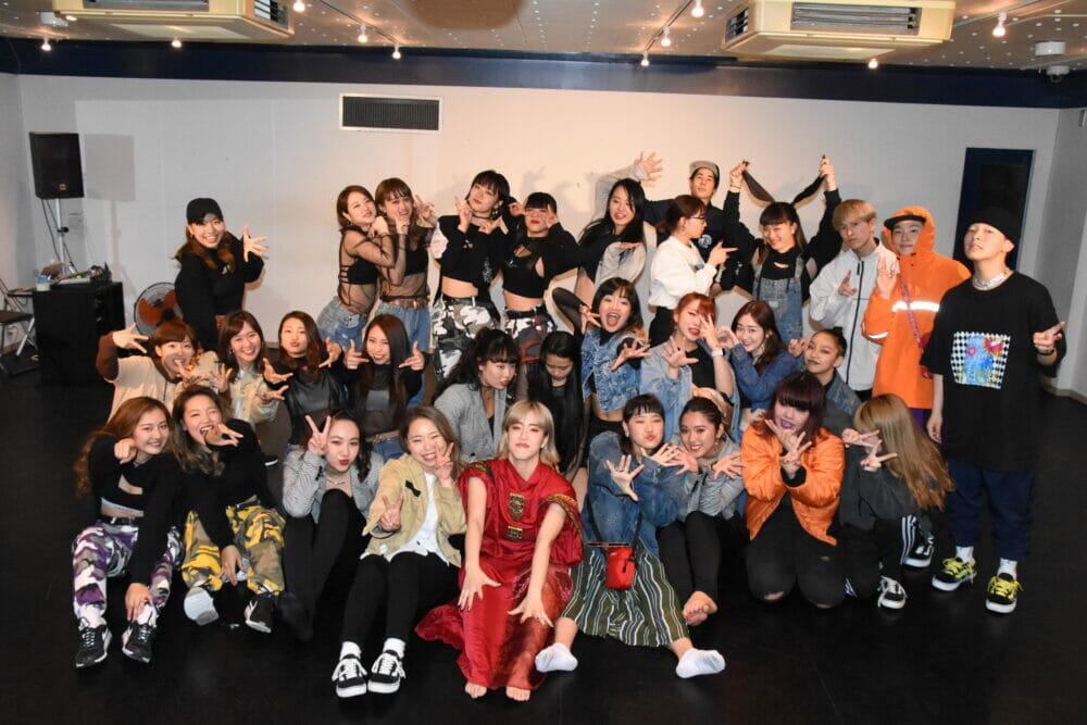 新入生歓迎会10,ダンス・芸能専門学校 TOKYO STEPS ARTS