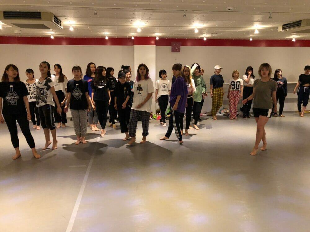 バック,テーマパーク,プロ,ダンサー,歌手,俳優,モデル,ダンス,芸能,専門,学校,スクール,TOKYO STEPS ARTS,練習会