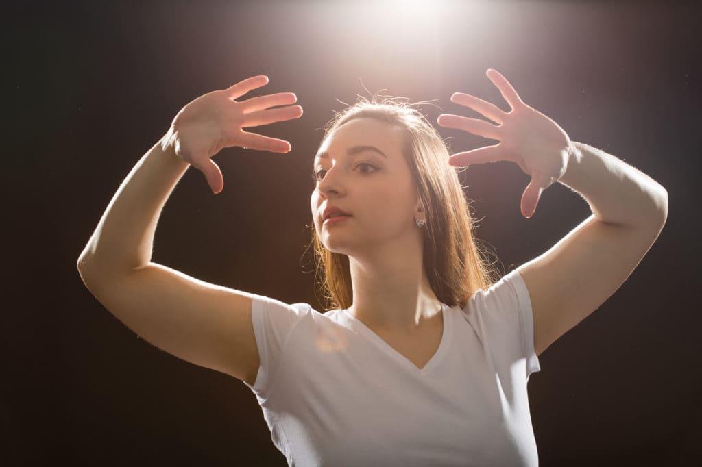 ジャズダンスは女性に人気