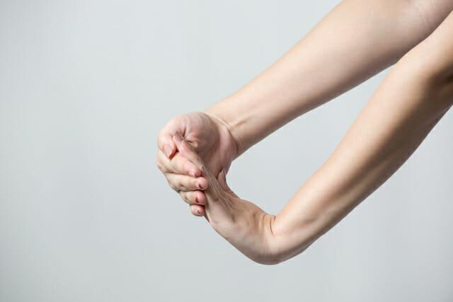 手首の筋トレ